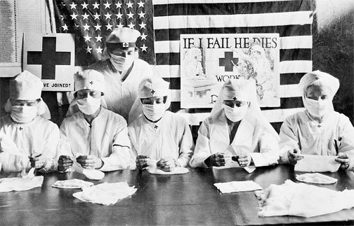 Lessons from the Spanish flu nearly 100 years later