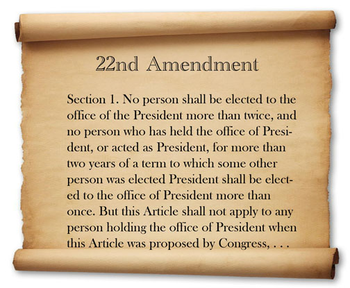 22nd amendment 1