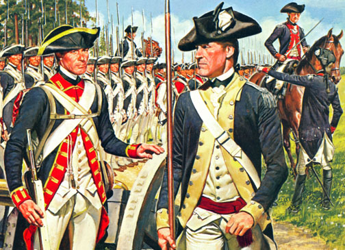 American Revolutionary War Soldiers