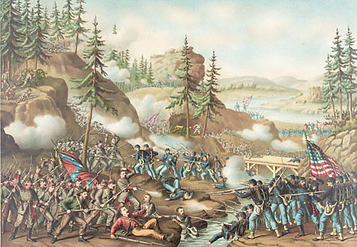 battle of chattanooga Battle for chattanooga is a series of three races commemorating this area's civil  war history races are held in locations where key events of the battles for.