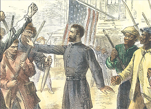 who killed the reconstruction Reconstruction: after the civil war, everybody was freed from slavery  white  people often killed black people without a trial, by lynching.