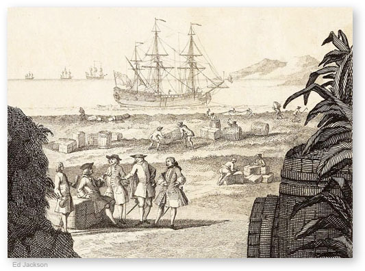 the impact of mercantilism in england From raw materials to riches: mercantilism and the british north american   define key terms such as mercantilism, market, raw materials,.