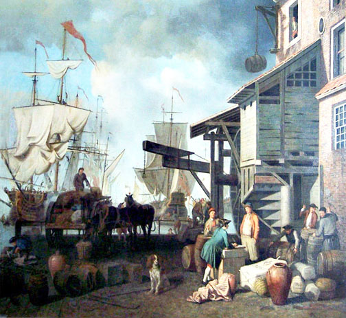 characteristics of mercantilism during the age of exploration Chinese exploration: the journey of  even with all their technological adaptations during their first expeditions they never sailed very far from land though.