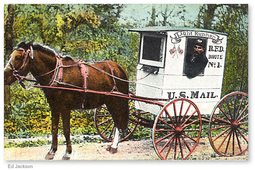 Rural Mail Carrier Car Insurance