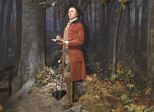 Georgia >> Colonial Surveyor