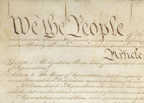 short essay on preamble The heritage guide to the constitution is intended to provide a brief and accurate explanation of each clause of the constitution.