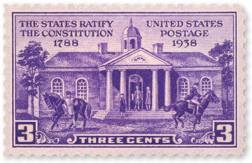 U.S. Constitution Rati...
