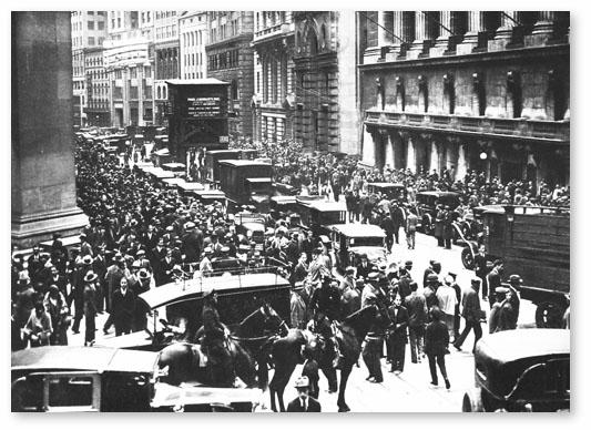 1929 wall street stock market crash youtube - unrealized ...