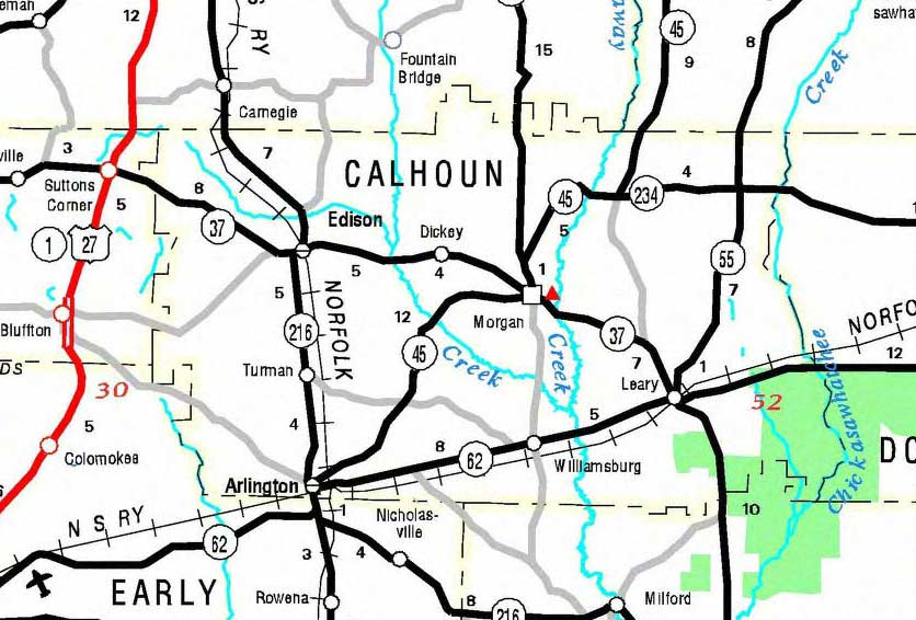 google maps arkansas with Transportation In Calhoun County  Georgia on Yukon Territory in addition Grapevine Texas Map also Transportation in lonoke county  arkansas in addition ClrEIEwrinkle10yearMap also River system.