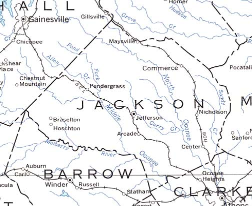 Image Result For County Map Of
