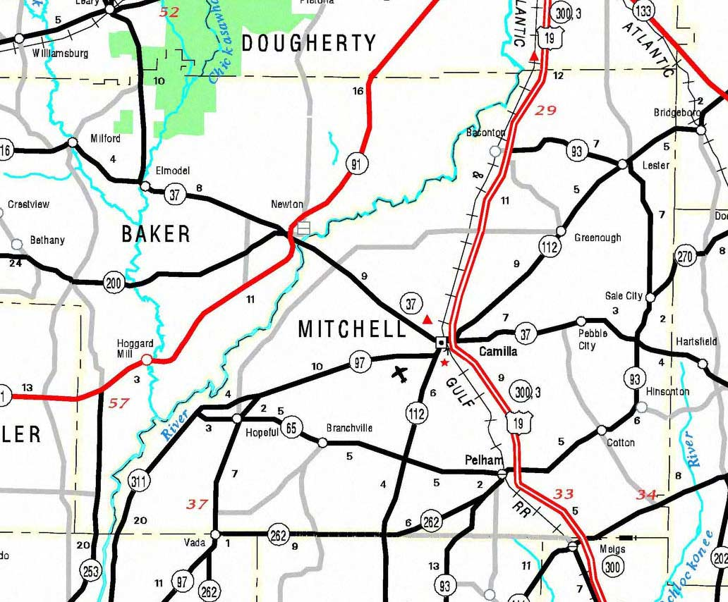 georgia county maps with Mitchell1999map on MapTownsCo1939 52 together with Heard1899map also Mitchell1999map likewise State cwfa georgia also Calhoun2001map.