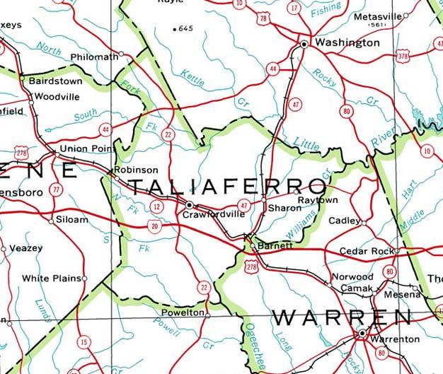 taliaferro county Government taliaferro county courthouse 113 monument street crawfordville, georgia 30631 taliaferro county board of commissioners charles w ware, chairman.