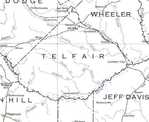 telfair county Telfair county is a county in georgiathe county population was 16,518 in 2014, according to the united states census bureau the county seat is mcrae ballotpedia provides comprehensive.